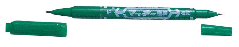 斑馬雙頭簽字筆(12色組)