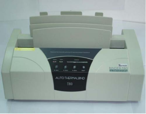 【Resun 】 T-80L   桌上型電子膠裝機