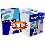A4 Double A 影印紙(80P) (北市以外需加運費,4箱以上免運)