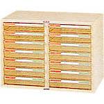 A4-7207 雙排文件櫃