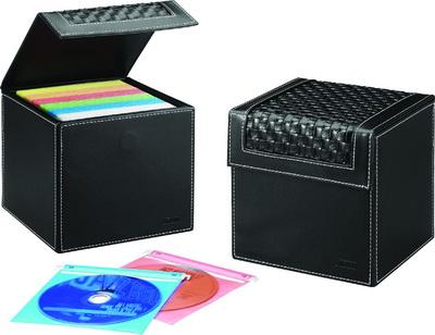 CDB-9801 波德徠爾皮質CD珍藏箱 (80片裝)