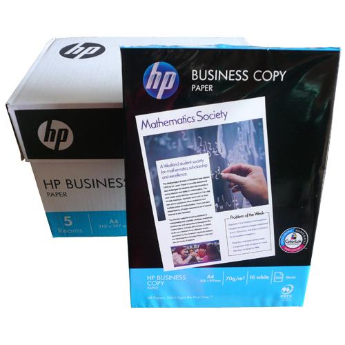 HP A4 80g影印紙 (5包 /箱)