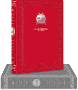 10K典藏相本 PH-10046-15R (紅) 4*6 40張 / 240枚入
